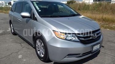 Foto Honda Odyssey 5p EX V6/3.5 Aut usado (2014) color Gris precio $269,000