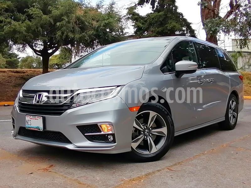 Honda Odyssey Touring usado (2019) color Plata Dorado precio $695,000