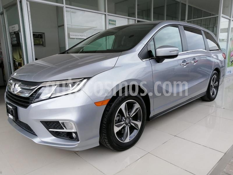 Honda Odyssey EXL usado (2019) color Plata Dorado precio $630,000