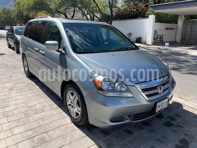 Honda Odyssey EXL usado (2007) color Gris precio $139,900