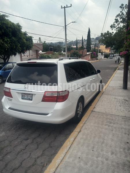 Honda Odyssey Touring usado (2006) color Blanco precio $125,000