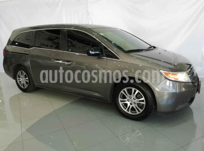Honda Odyssey EXL usado (2012) color Marron precio $220,000