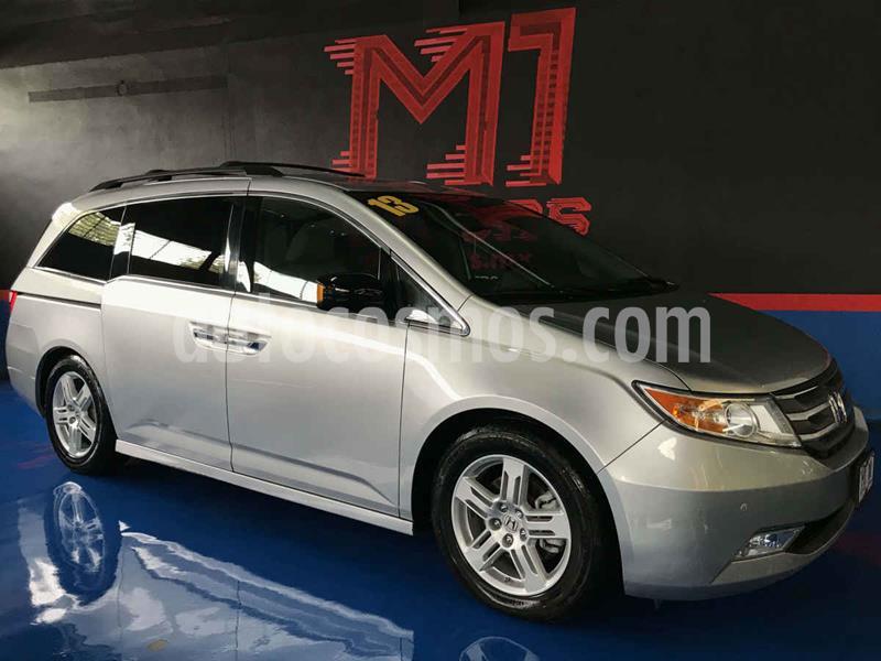 Honda Odyssey Touring usado (2013) color Plata precio $249,000