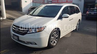 Honda Odyssey Touring usado (2014) color Blanco Diamante precio $340,000