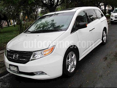Honda Odyssey Touring usado (2012) color Blanco precio $199,000