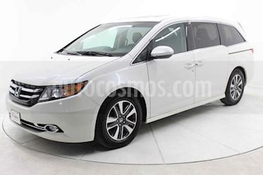Honda Odyssey 5p Touring V6/3.5 Aut usado (2016) color Blanco precio $439,000
