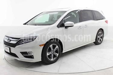 Honda Odyssey 5p Touring V6/3.5 Aut usado (2019) color Blanco precio $750,000