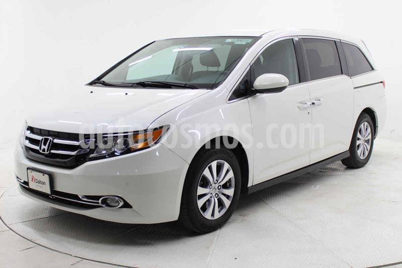 Honda Odyssey EXL usado (2016) color Blanco precio $429,000