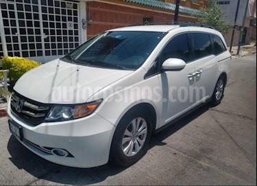 Honda Odyssey EXL usado (2014) color Blanco precio $310,000