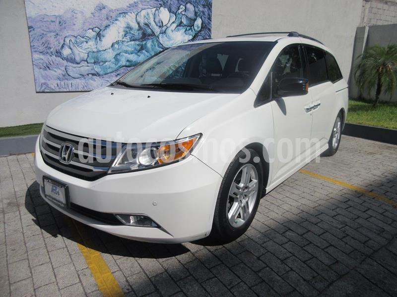 Honda Odyssey Touring usado (2011) color Blanco precio $185,000