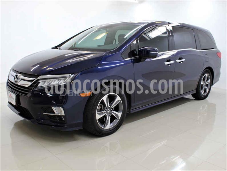 Honda Odyssey Touring usado (2019) color Azul precio $695,000