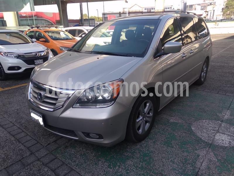 Honda Odyssey EXL usado (2009) color Plata Dorado precio $176,000
