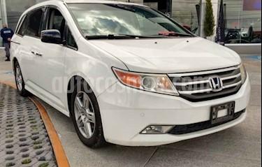 Honda Odyssey Touring usado (2012) color Blanco precio $215,000