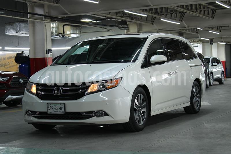 Honda Odyssey Touring usado (2015) color Blanco precio $314,500