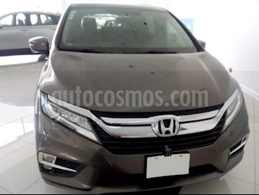 Honda Odyssey Touring usado (2018) color Gris precio $579,000