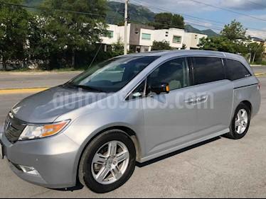 Honda Odyssey Touring usado (2012) color Plata precio $219,000