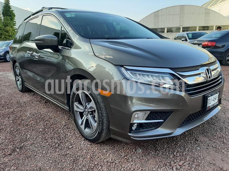 Honda Odyssey Touring usado (2018) color Gris precio $610,000