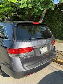 foto Honda Odyssey LX usado (2014) color Acero precio $225,000