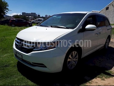 Honda Odyssey 5P EX V6 3.5 AUT usado (2015) color Blanco precio $320,000