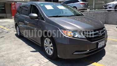 Honda Odyssey 5P EXL TA A/AC. AUT. CD DVD F. HALOGENO RA-17 usado (2015) precio $273,000