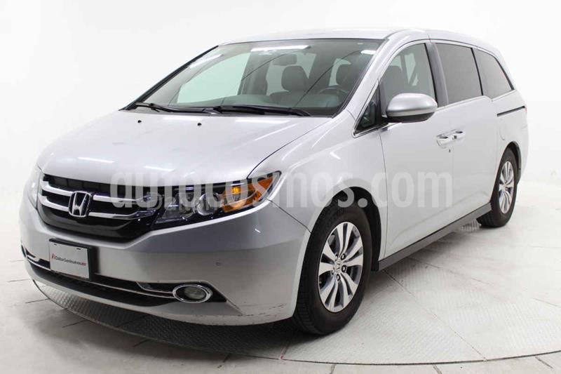 Honda Odyssey EXL usado (2014) color Plata precio $279,000