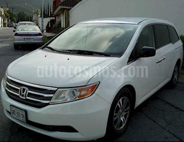 Honda Odyssey EXL usado (2012) color Blanco precio $195,000