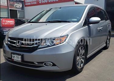 Honda Odyssey Touring usado (2016) color Plata Diamante precio $450,000