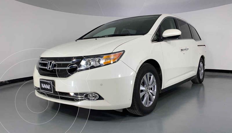 Honda Odyssey EXL usado (2014) color Blanco precio $274,999