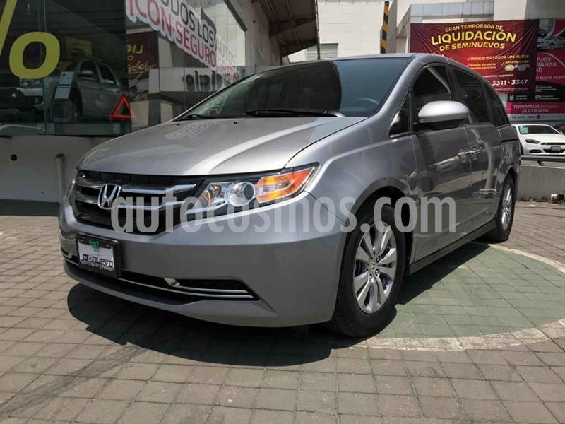 Honda Odyssey EX usado (2016) color Gris precio $359,000