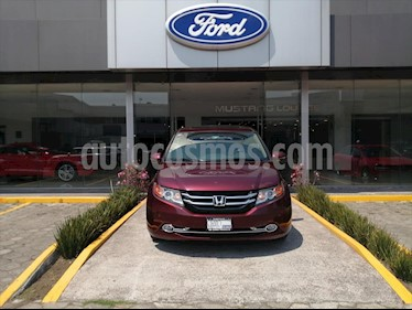 Honda Odyssey Touring usado (2016) color Rojo precio $424,000