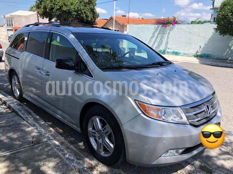 Honda Odyssey Touring usado (2012) color Plata precio $200,000