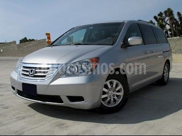 Foto Honda Odyssey EXL usado (2010) color Plata precio $182,000