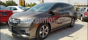 Honda Odyssey Touring usado (2018) color Bronce precio $650,000