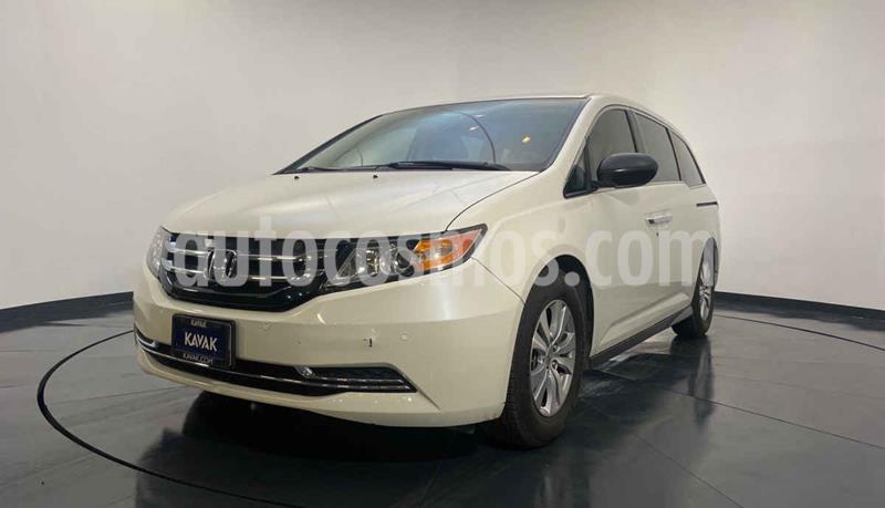 Honda Odyssey LX usado (2016) color Blanco precio $322,999