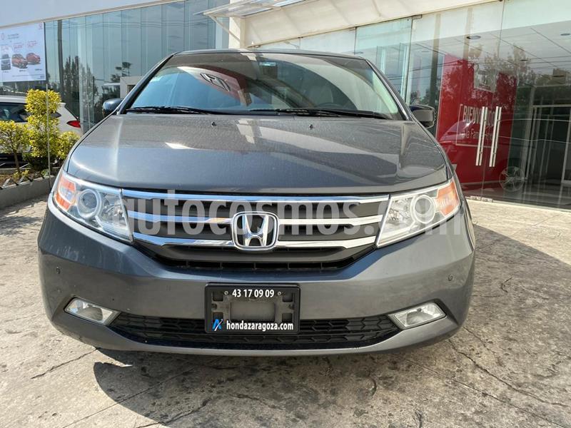 Honda Odyssey Touring usado (2012) color Gris Oscuro precio $226,189