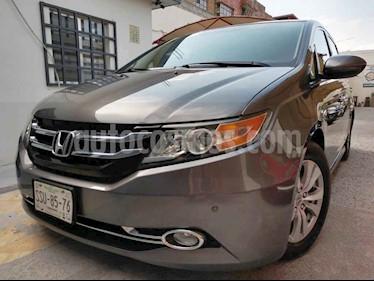 Honda Odyssey EXL usado (2015) color Plata precio $279,000