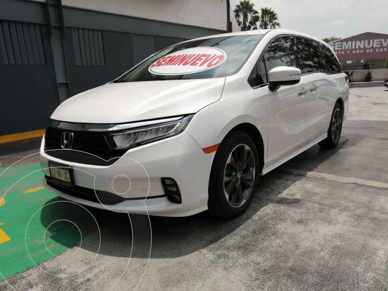 Foto Honda Odyssey Version usado (2021) color Cafe precio $900,000