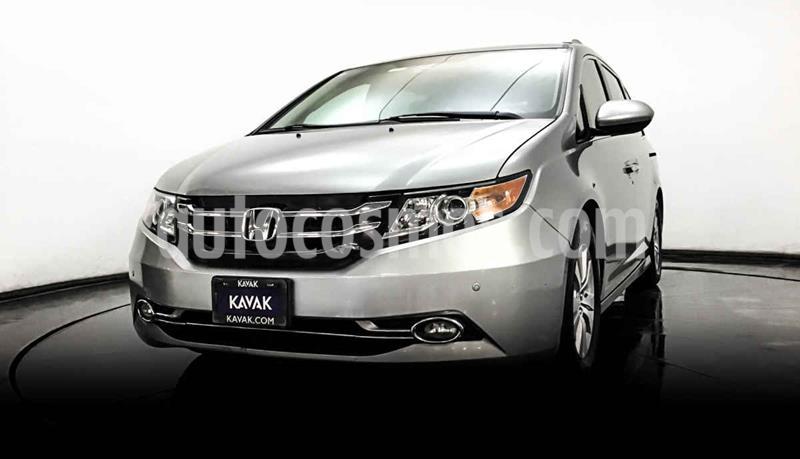 Honda Odyssey EXL usado (2016) color Gris precio $397,999