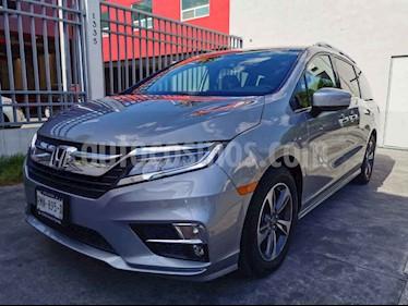 Honda Odyssey Touring usado (2018) color Plata precio $619,000