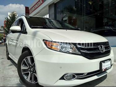 Foto venta Auto usado Honda Odyssey Touring (2015) color Blanco precio $395,000