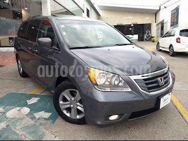 Foto venta Auto usado Honda Odyssey Touring (2010) color Gris precio $180,000