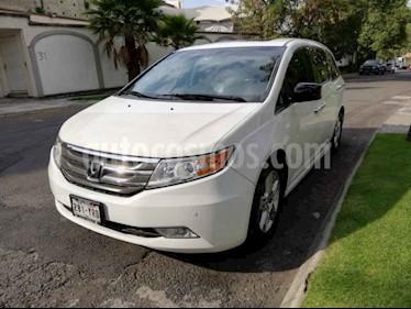 Foto venta Auto usado Honda Odyssey Touring (2012) color Blanco precio $252,000