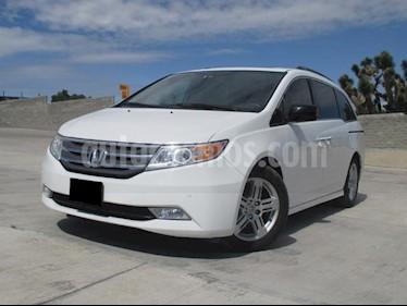 Foto venta Auto usado Honda Odyssey Touring (2013) color Blanco Marfil precio $315,000