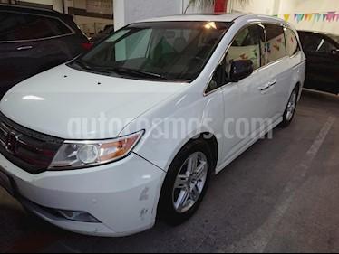 Foto venta Auto Seminuevo Honda Odyssey Touring (2011) color Blanco precio $195,000