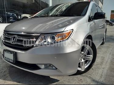 Foto venta Auto usado Honda Odyssey Touring (2012) color Gris precio $295,000