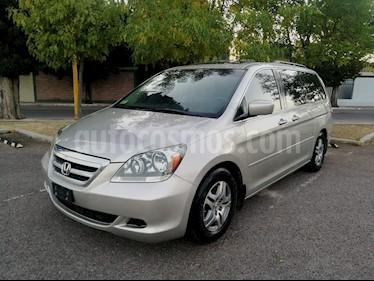 Foto venta Auto usado Honda Odyssey Touring (2006) color Gris precio $112,500