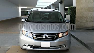 Foto venta Auto Seminuevo Honda Odyssey Touring (2014) color Plata Diamante precio $400,000