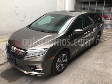 Foto Honda Odyssey Touring usado (2019) color Bronce precio $780,000