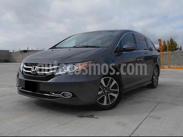 Foto venta Auto Seminuevo Honda Odyssey Touring (2016) color Gris Humo precio $480,000
