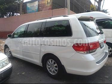 Foto venta Auto usado Honda Odyssey Touring (2008) color Blanco precio $135,000